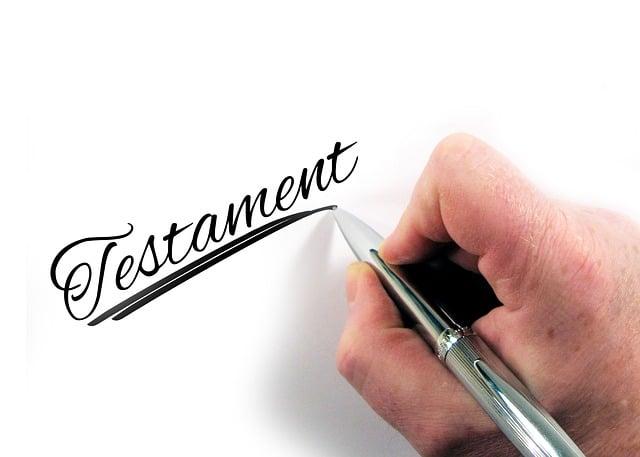 """Nottestament: Voraussetzungen für die wirksame Errichtung (""""Drei-Zeugen-Testament"""")"""