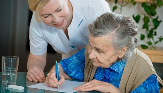 Pflege und Erbschaftssteuer