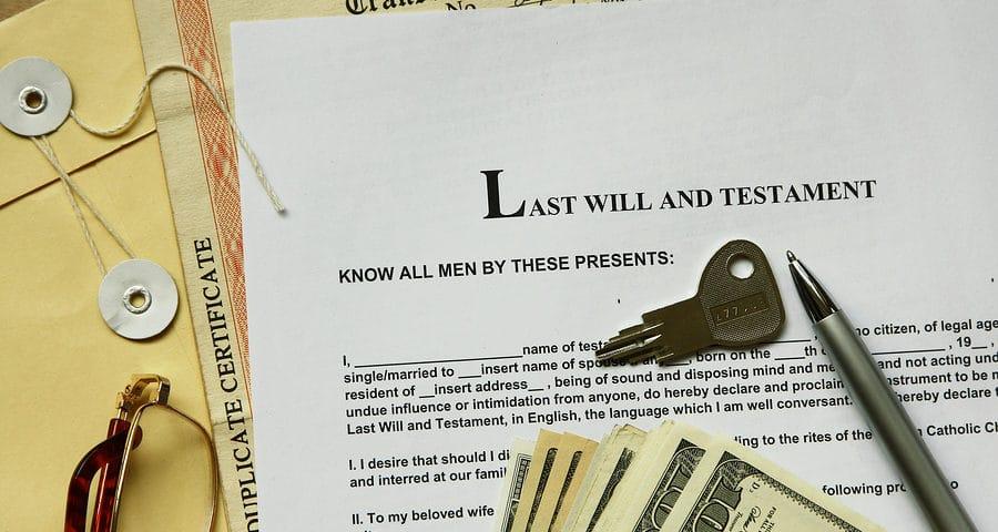 Pflichtteilsrecht - Erbrecht