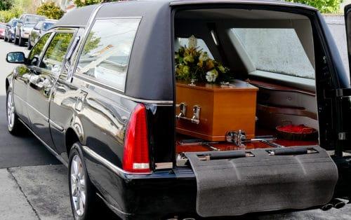 Beerdigungskosten - Beschwerde gegen die Zahlungsanweisung der kontoführenden Bank
