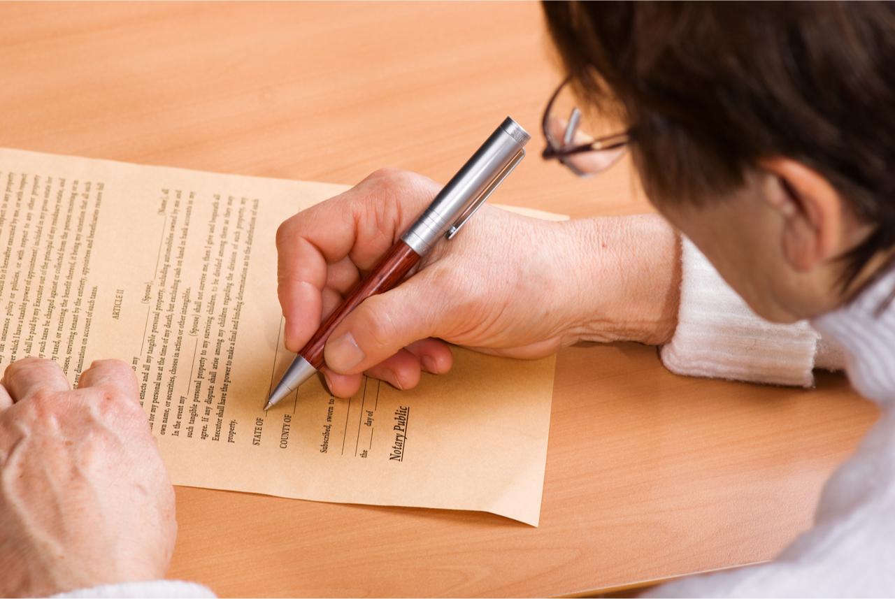 Testament Ungültigkeitsgründe oder wann ist ein Testament ungültig?